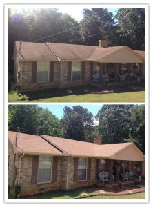 Roof Cleaning Services- Gainesville, GA